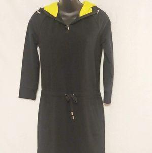 L-RL Lauren Active Hooded Dress Size XS